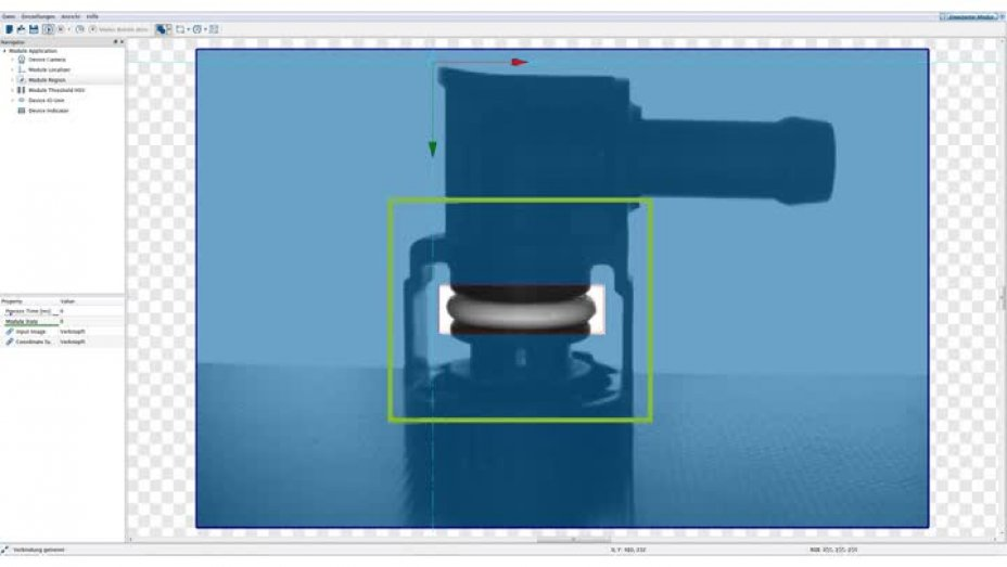 RV 7 - Presence Check and Position Control Sealing Ring