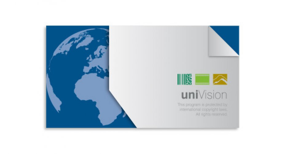 uniVision Tutorial 9 - How can values be statistically recorded?