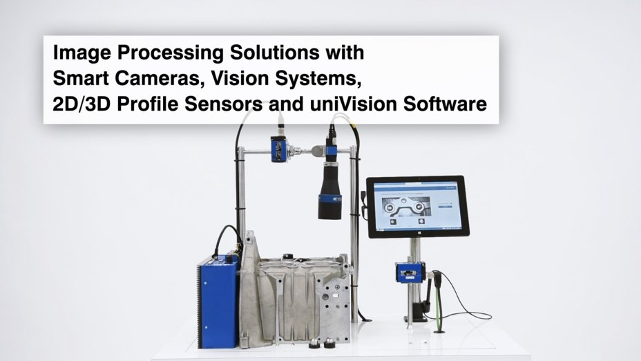 wenglor sensoric - Virtual Trade Show - Image Processing Solutions with Smart Cameras, Vision Systems, 2D/3D Profile Sensors