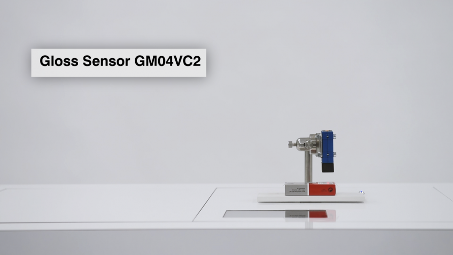 wenglor sensoric - Virtual Trade Show - Gloss Sensor