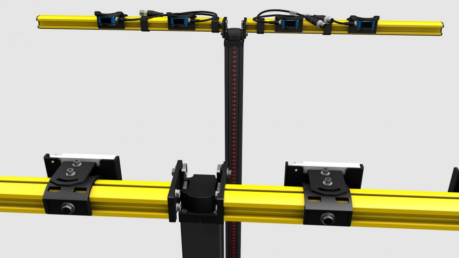 wenglor sensoric - Safety Technology - Muting Operating Modes and Installation