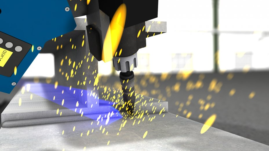 wenglor sensoric - Welding Seam Tracking with 2D/3D Profile Sensors weCat3D - EHR Software