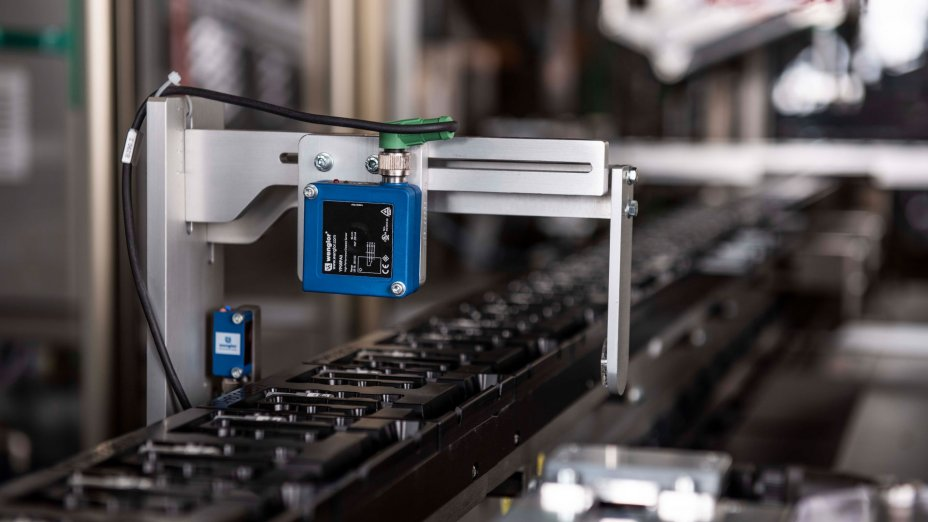 wenglor sensoric - Intelligently Packaged: How wenglor Sensors Make Packaging Systems Smarter